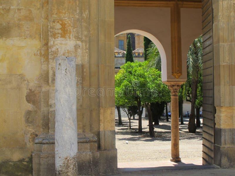 La Spagna 1 fotografia stock libera da diritti
