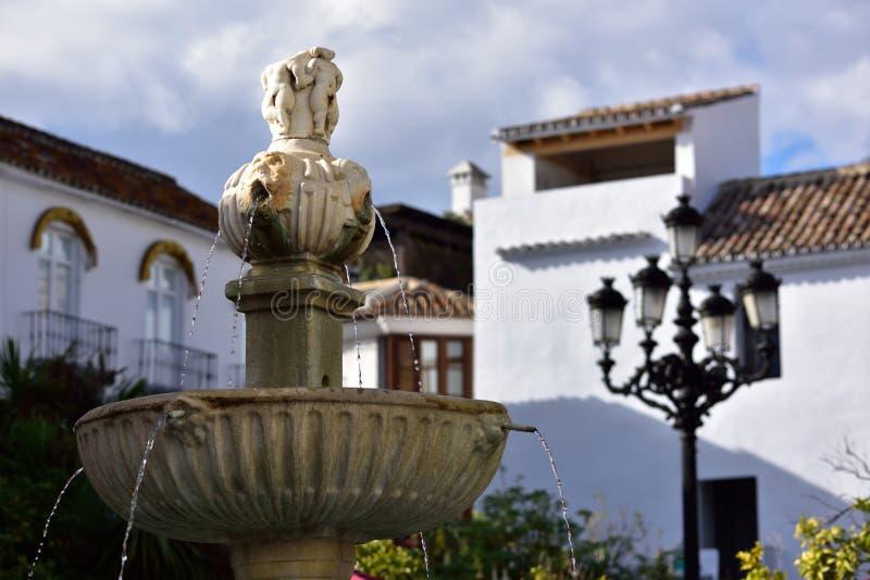 La Spagna, Andalusia, Marbella immagine stock