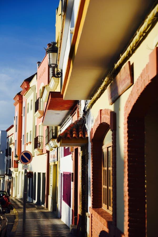 La Spagna del sud immagini stock libere da diritti