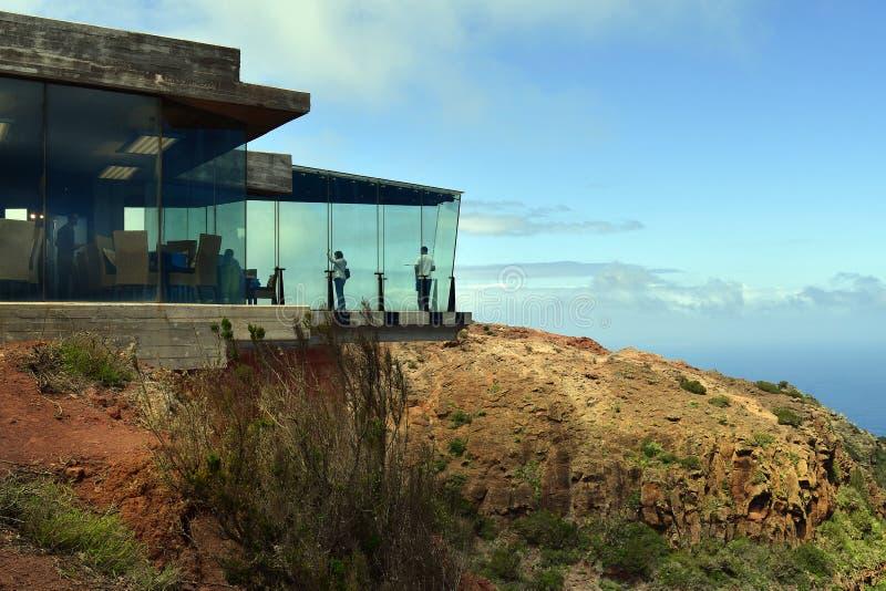 La Spagna, isole Canarie, La Gomera fotografie stock