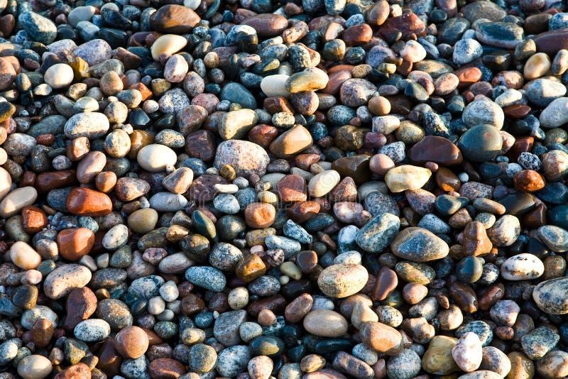 La spiaggia oscilla la priorità bassa astratta immagine stock
