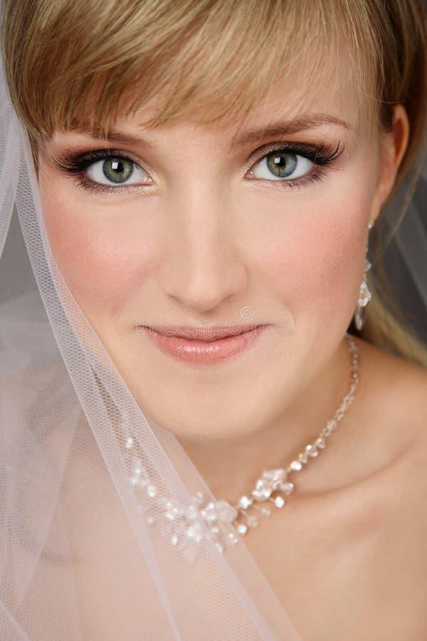 La sposa fotografie stock libere da diritti
