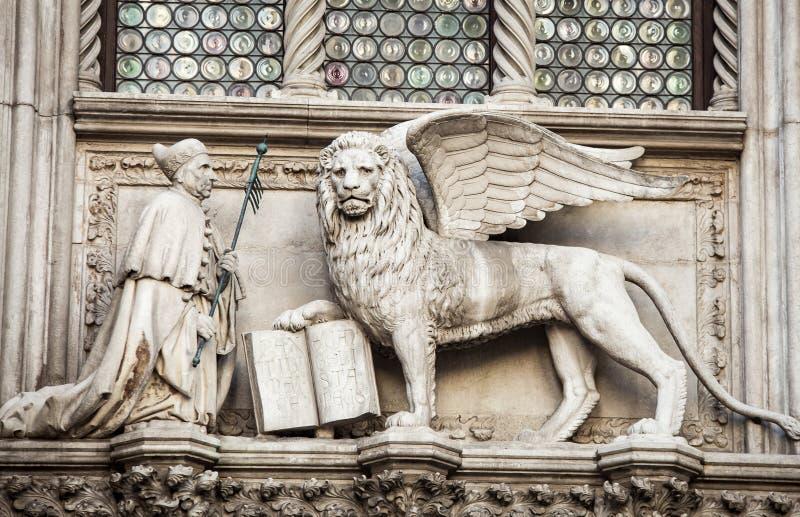 La st segna Venezia immagini stock libere da diritti
