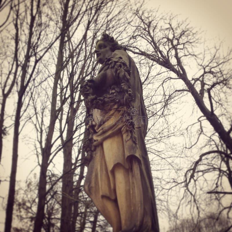 La statue images stock