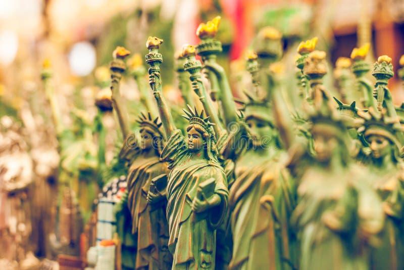 La statue de la liberté à New York City photo libre de droits