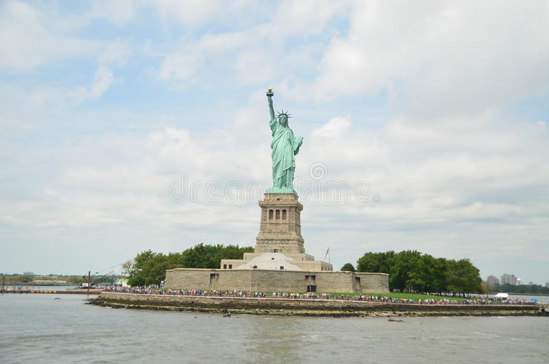 La statue de la liberté photos stock