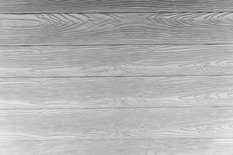 La struttura del fondo di vecchio bianco ha dipinto i bordi di legno del rivestimento wal immagini stock libere da diritti