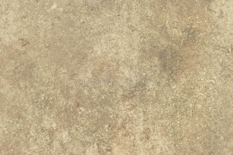 La struttura del pavimento di calcestruzzo Un fondo di eleganza misera fotografia stock