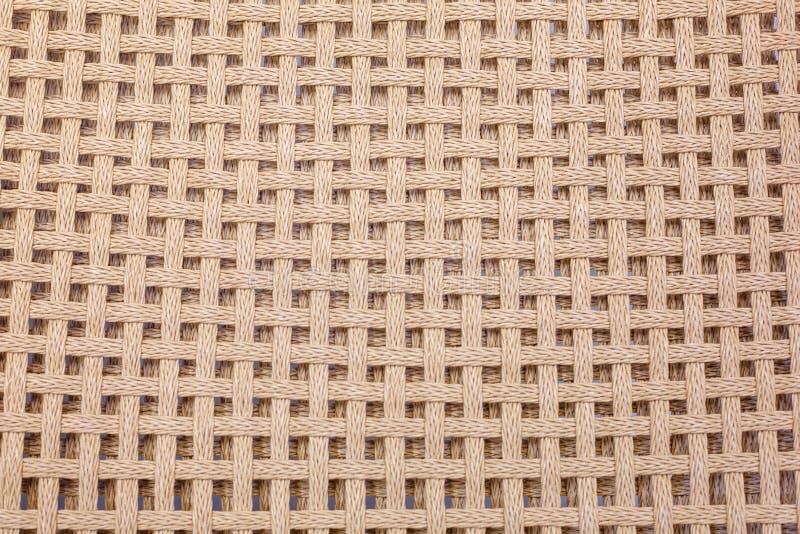 La struttura della maglia tessuta del panno immagini stock