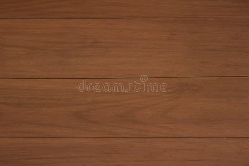 La struttura della plancia di legno scura può essere uso per fondo I precedenti di legno scuri sono sulla vista superiore di di l immagini stock libere da diritti