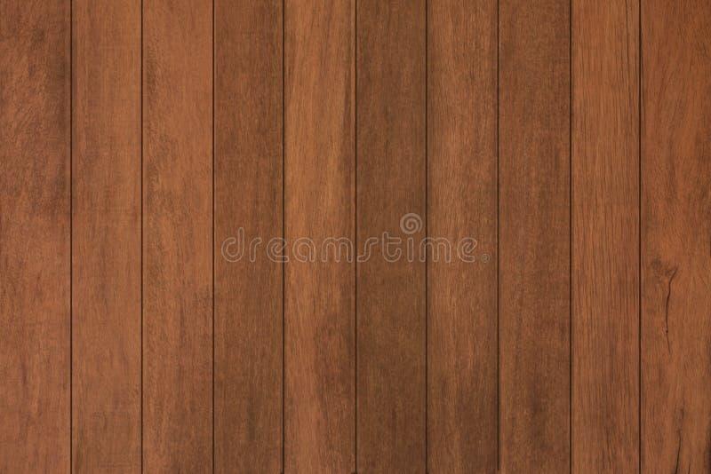 La struttura della plancia di legno scura può essere uso per fondo I precedenti di legno scuri sono sulla vista superiore di di l fotografia stock