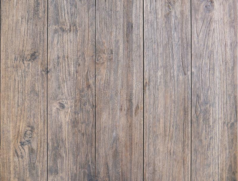 La struttura di legno di vista del piano d'appoggio, ci usa fondo di legno di struttura usato come spazio per progettazione del c fotografie stock