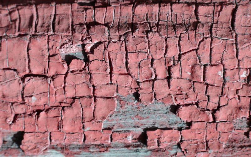 La struttura di pittura rosa immagine stock libera da diritti