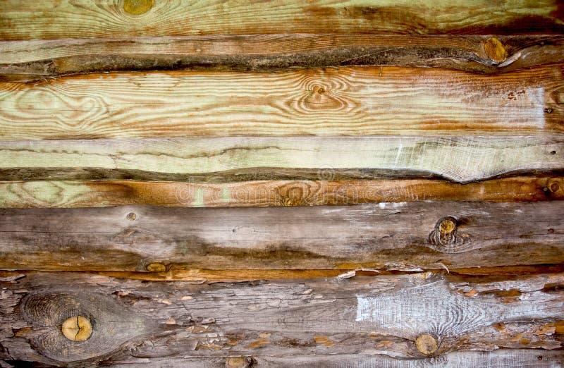 La struttura di vecchio legno fotografie stock