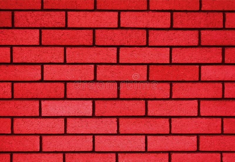 La struttura stagionata astratta ha macchiato il vecchio stucco grigio chiaro ed ha invecchiato il fondo rosso del muro di matton fotografia stock libera da diritti