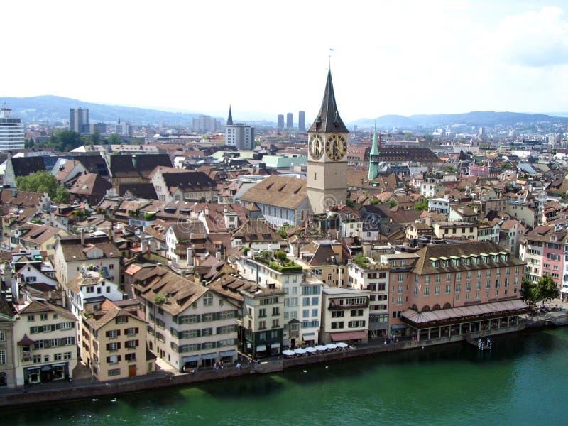 la Suisse Zurich photo stock