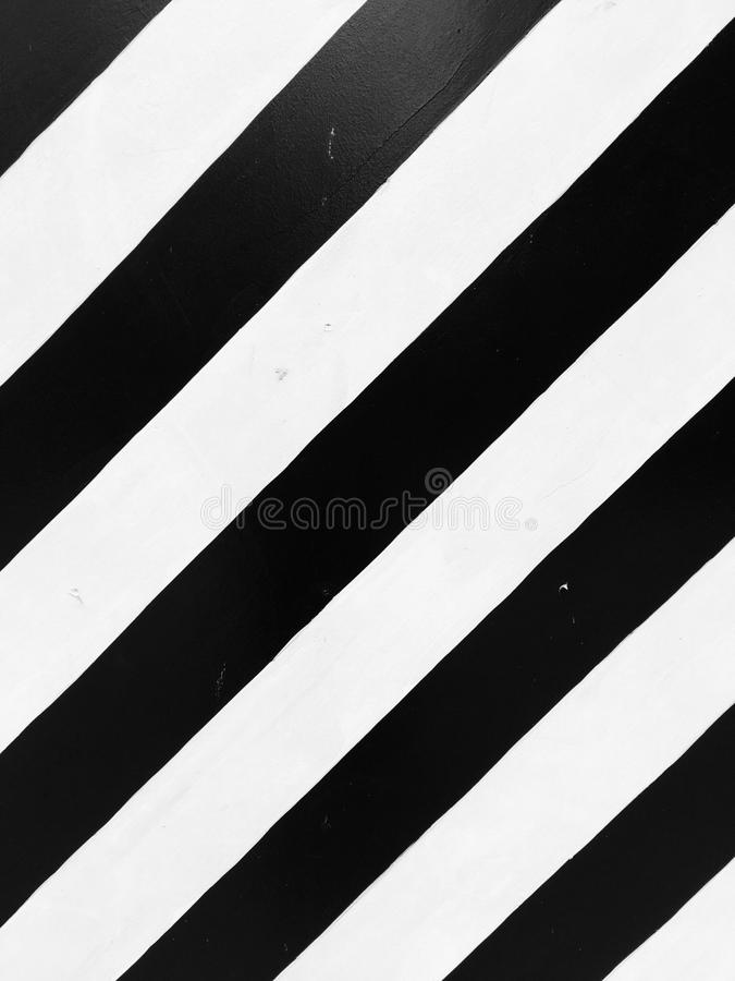 La superficie in bianco e nero è un colore di contrapposizione immagine stock