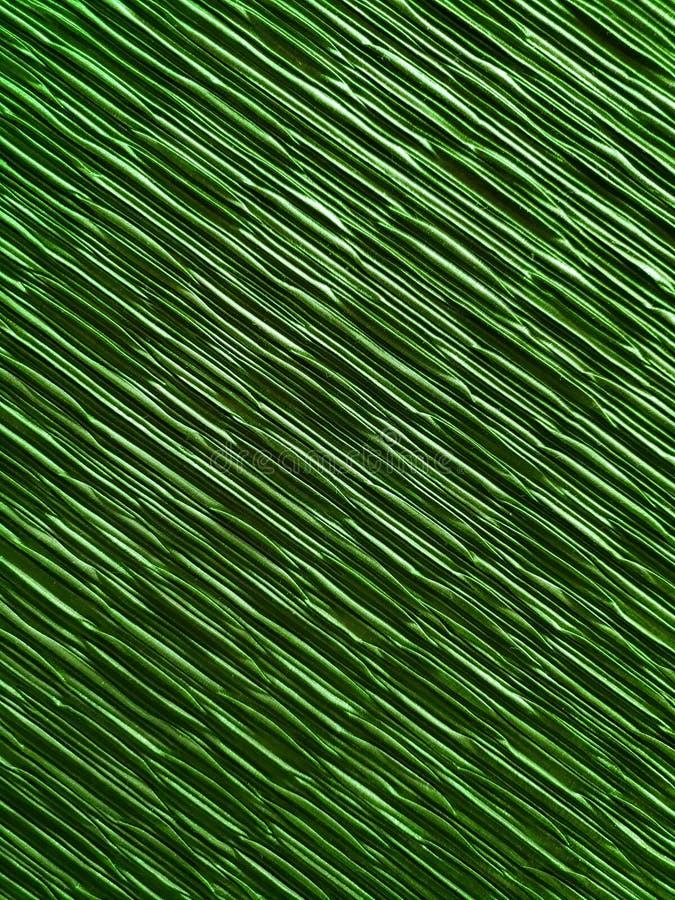 la superficie con un verde coloreada dobla la tela, el diseño para la decoración interior con elegancia y el aspecto de lujo ilustración del vector