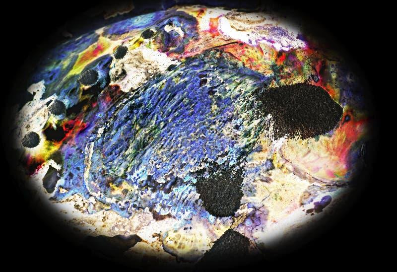 La surface image libre de droits