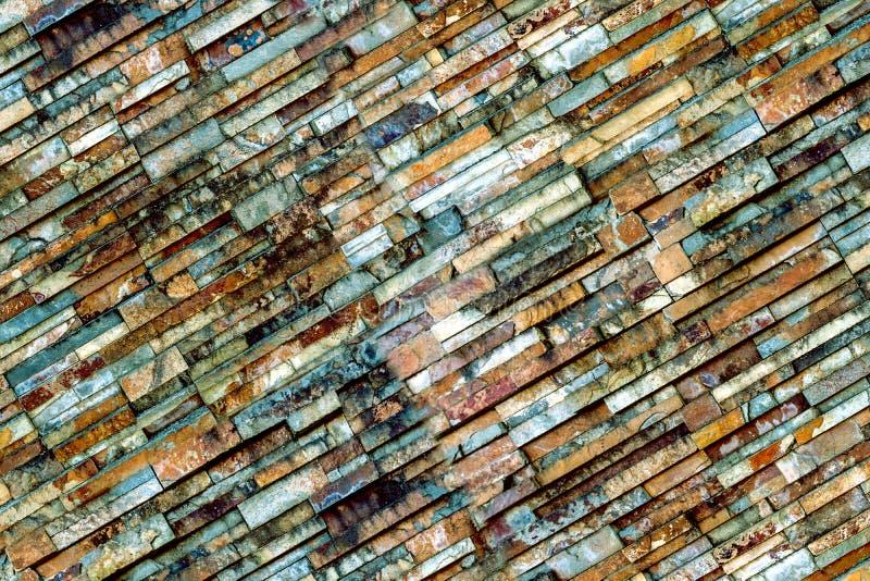 La surface de la brique du mur de fond photographie stock