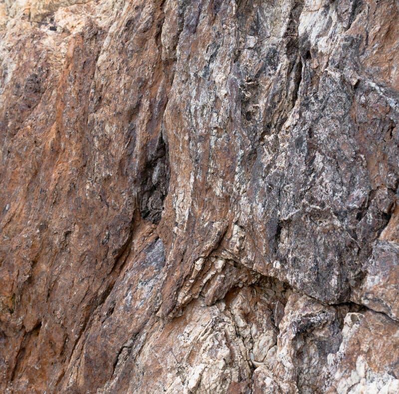 La surface en pierre de la falaise photos libres de droits