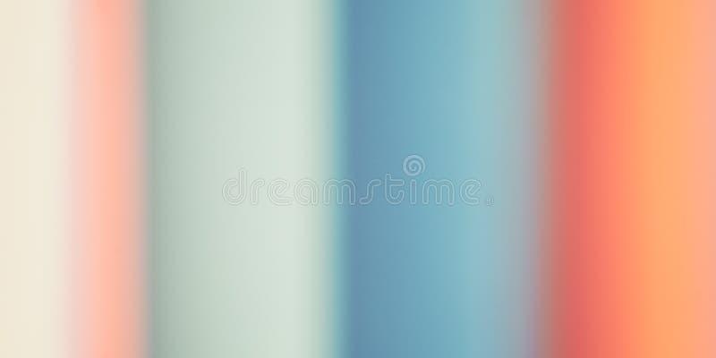 La surface multicolore de tissu prélève le plan rapproché trouble de fond d'abrégé sur texture illustration stock