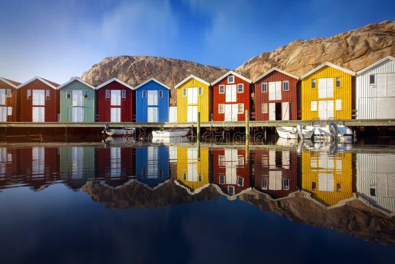 La Svezia, Scandinavia fotografie stock libere da diritti