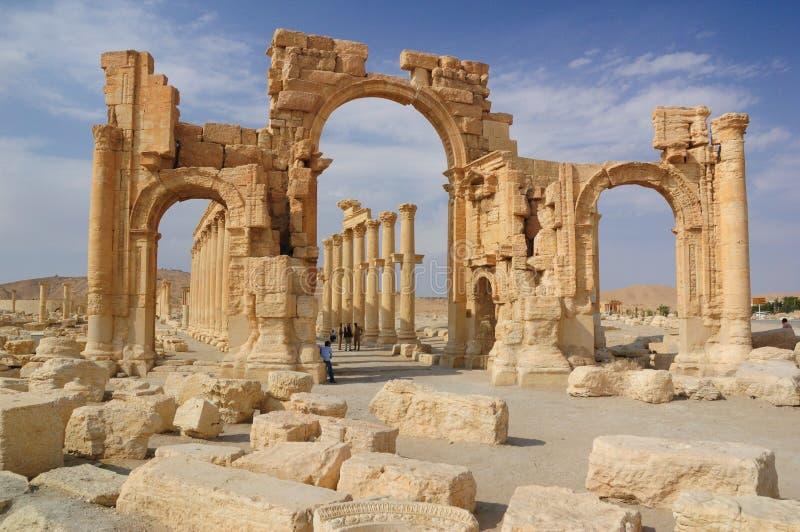 La Syrie photo stock