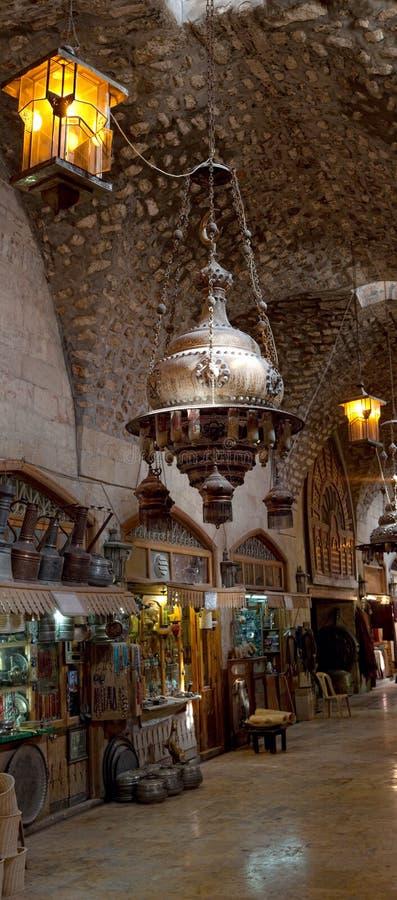 La Syrie - Aleppo photo stock