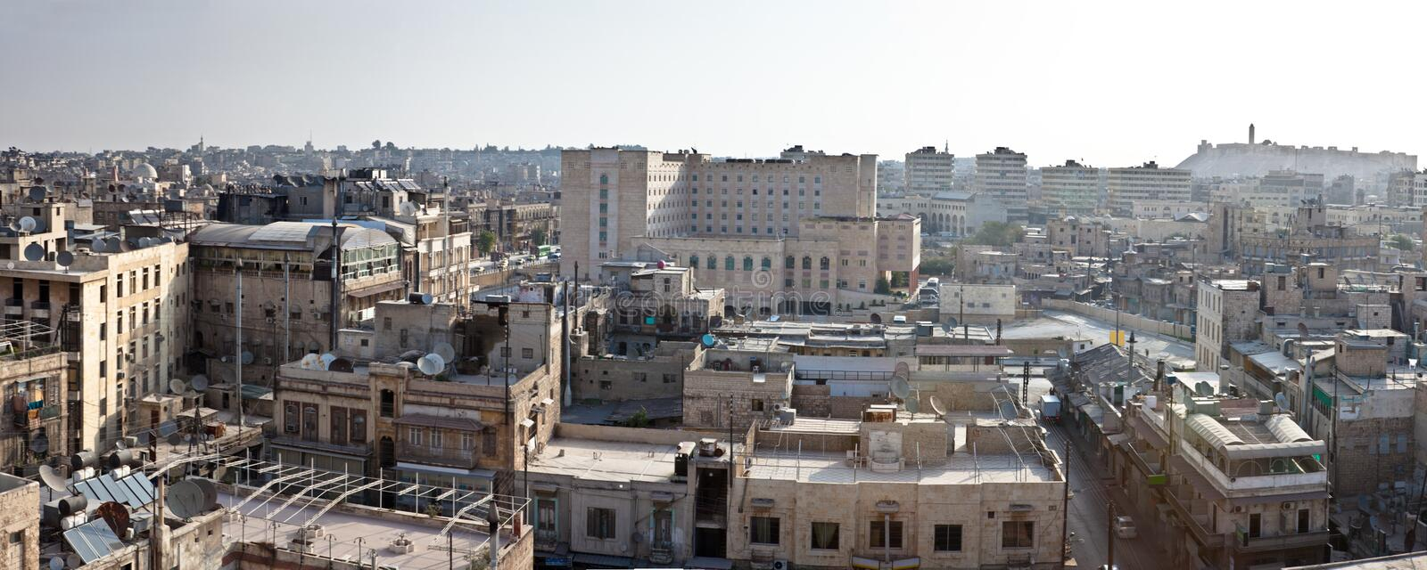 La Syrie - Aleppo photographie stock