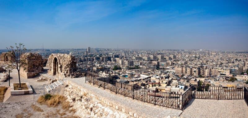 La Syrie - Aleppo photographie stock libre de droits