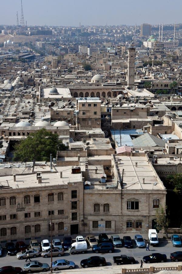 La Syrie - Aleppo image stock