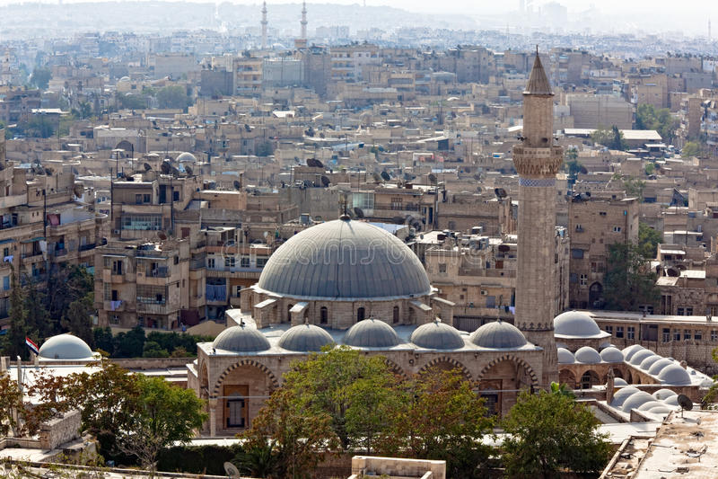 La Syrie - Aleppo photo libre de droits