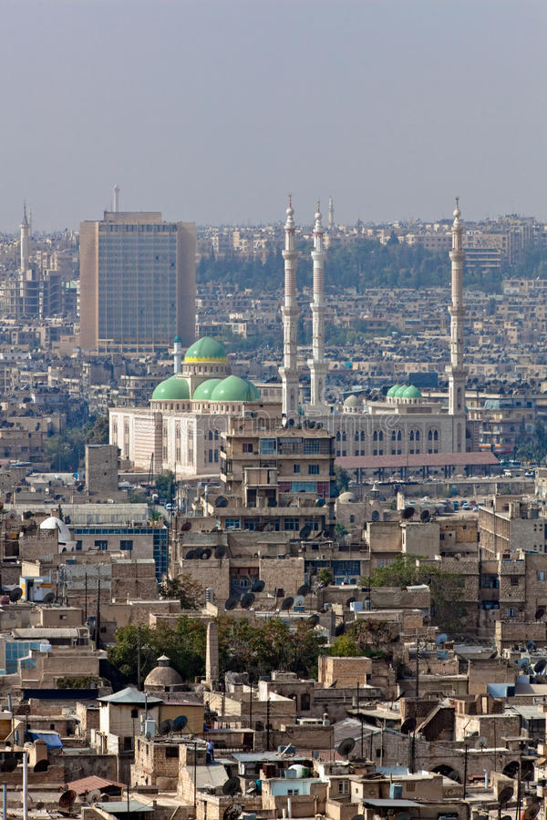 La Syrie - Aleppo photos stock