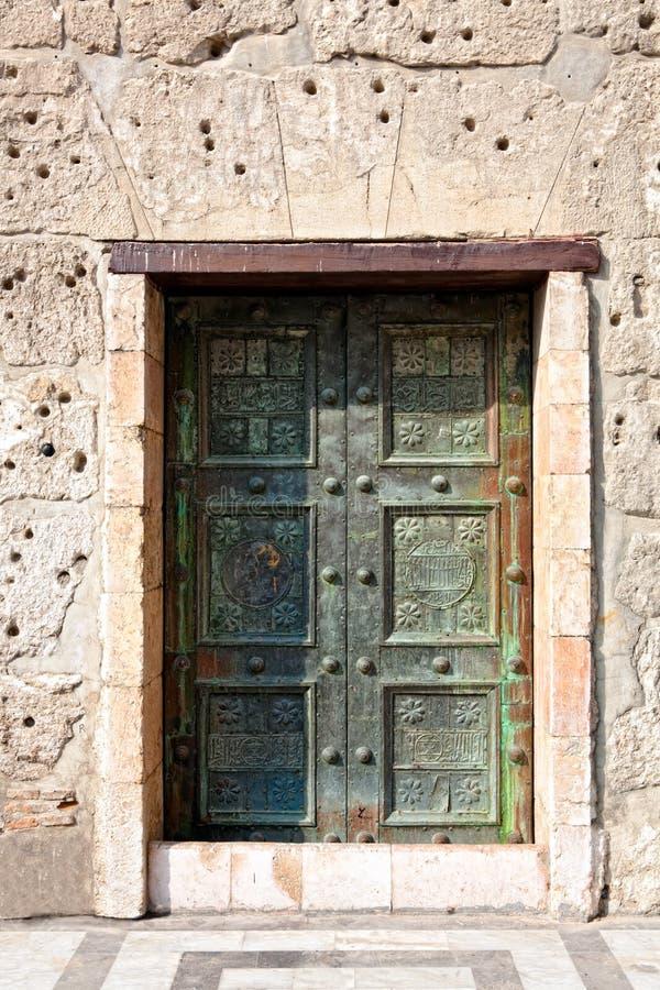 La Syrie - Damas, mosquée d'Umayyad photo stock