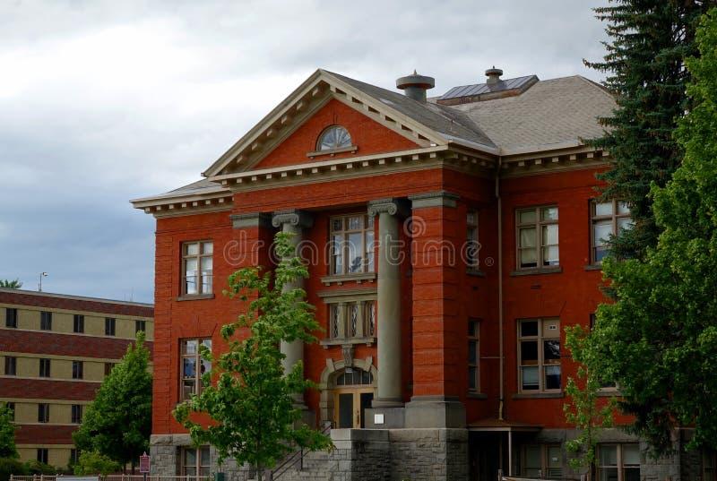 La TA de Rankin Hall - de Missoula image libre de droits