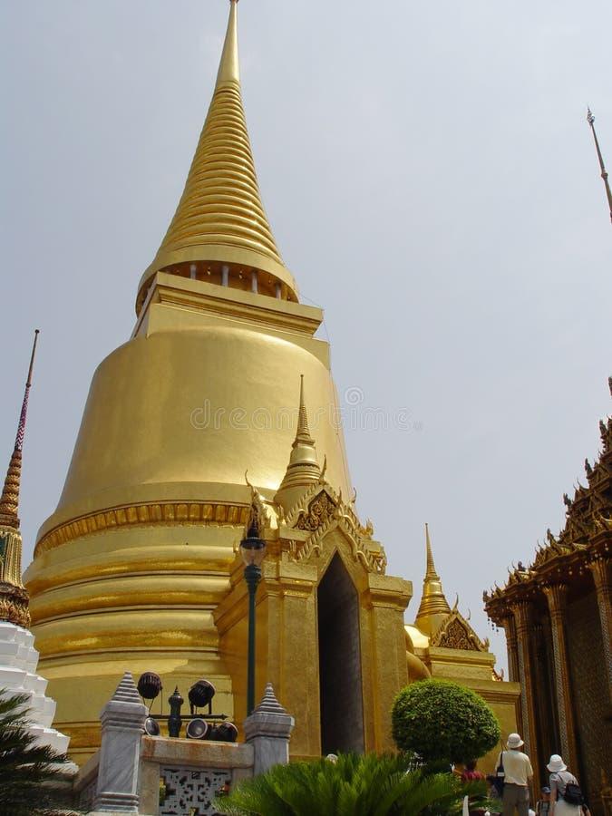 La Tailandia Bangkok - che Wat Wot fotografia stock libera da diritti