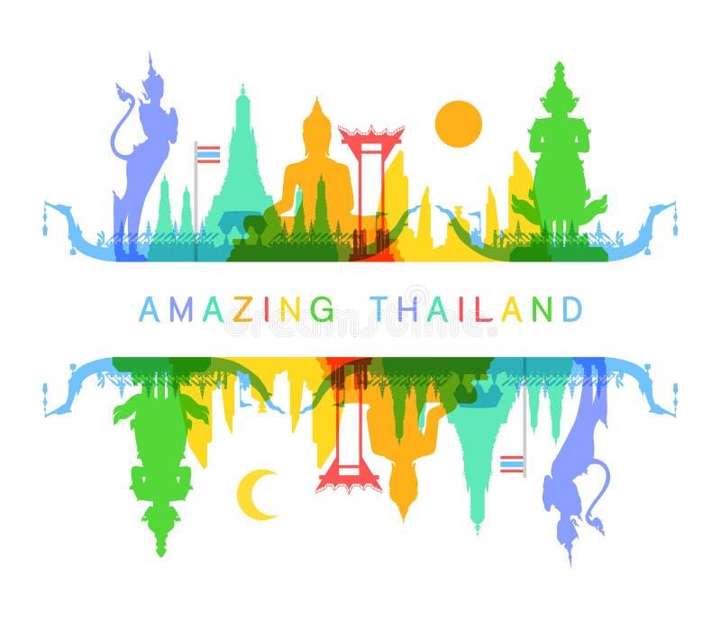 La Tailandia di stupore