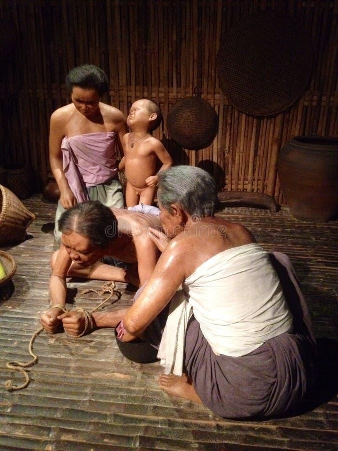 La Tailandia di stupore fotografie stock