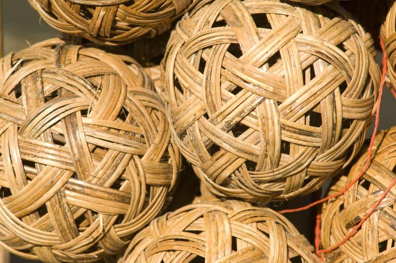 La Tailandia hand-crafts fotografie stock libere da diritti