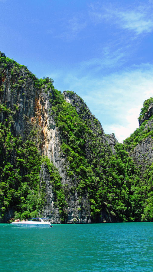 La Tailandia tropicale fotografia stock libera da diritti