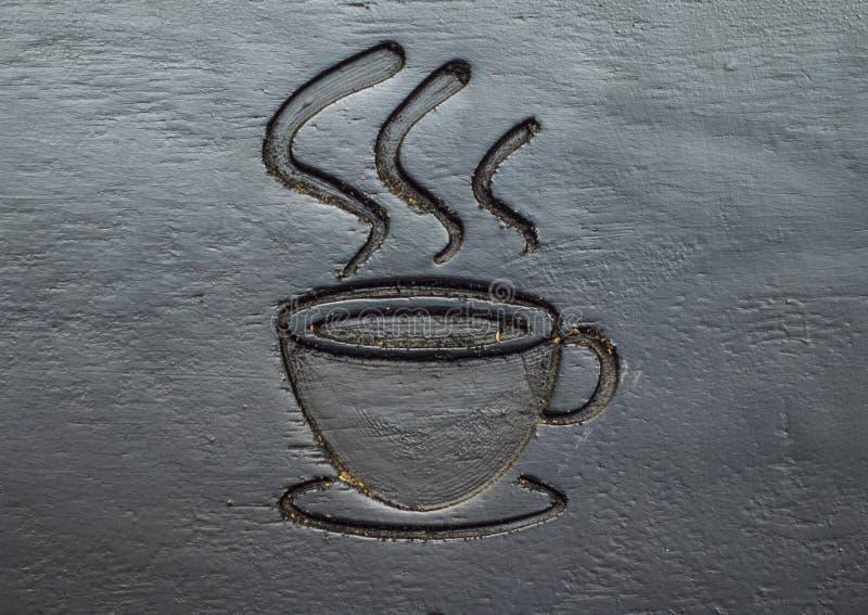 La tasse de café découpent photos stock