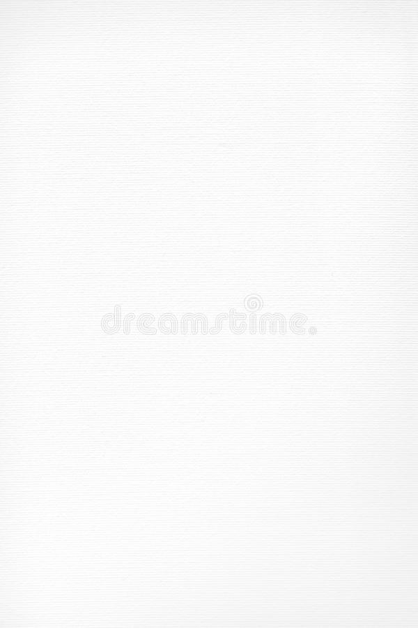 La tela reale ha ricoperto da bianco innescata, fondo dell'artista di struttura. fotografia stock
