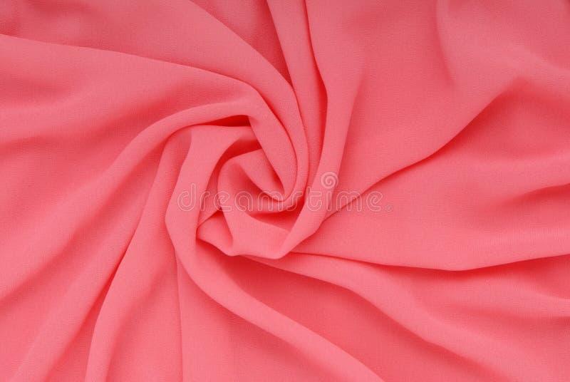 La tela rosada, seda texturizó fondos imagenes de archivo