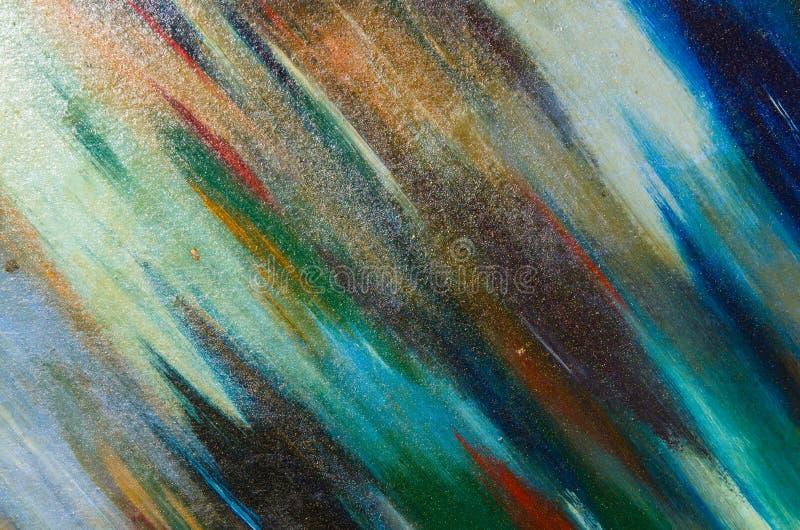 La tela solida con buio segna la pittura dell'acquerello fotografie stock libere da diritti