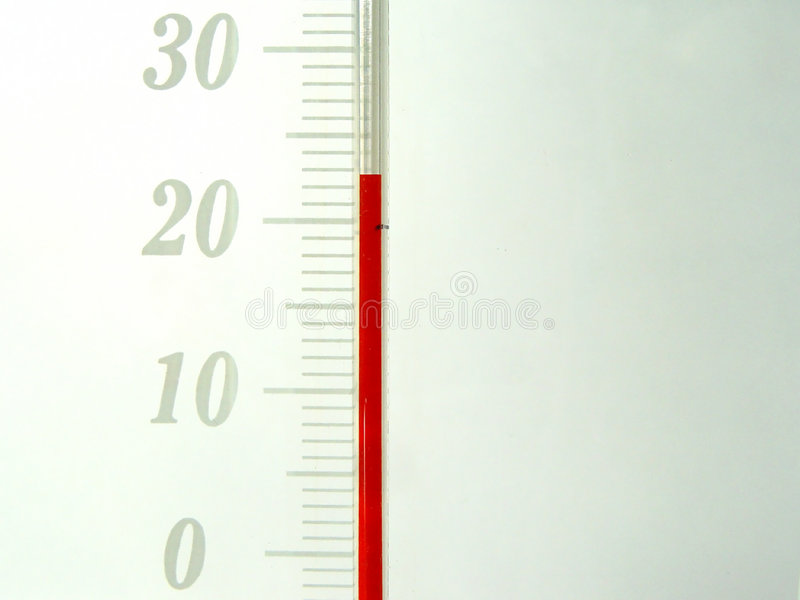 la température de source images stock