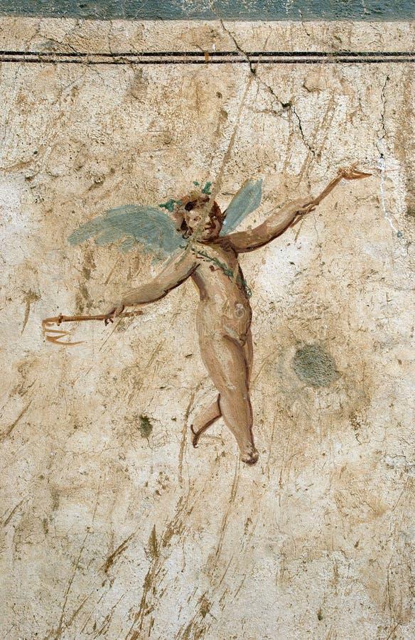 La terrasse d'Ephesus loge le célèbre, A d de gare photo libre de droits