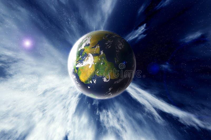La terre illustration libre de droits