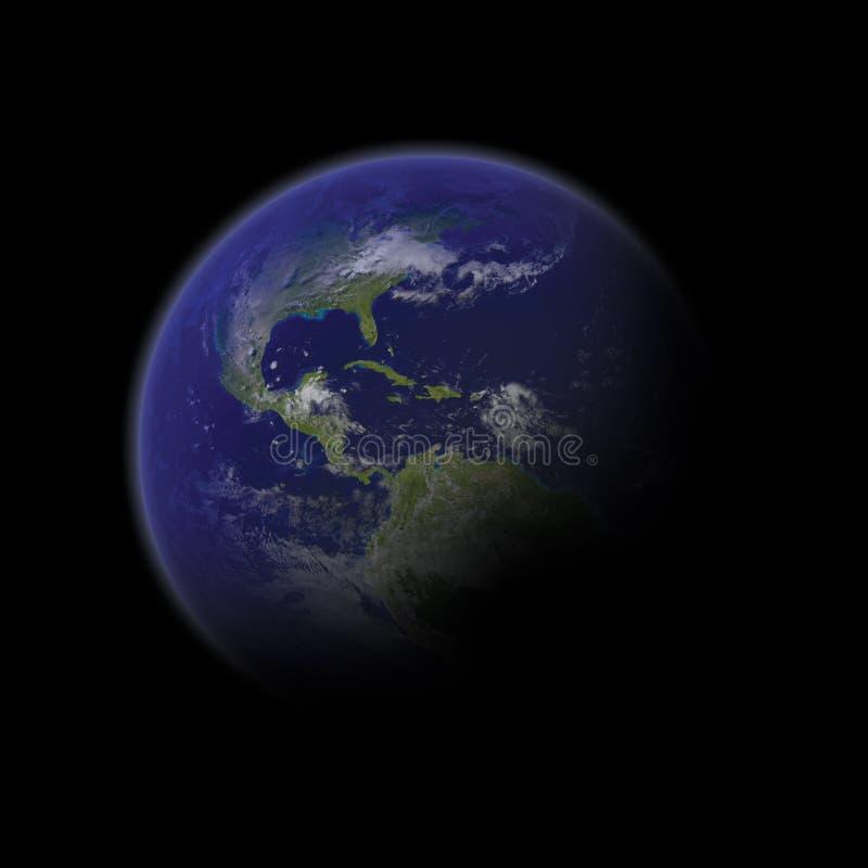 Download La terre illustration stock. Illustration du earth, océans - 82502