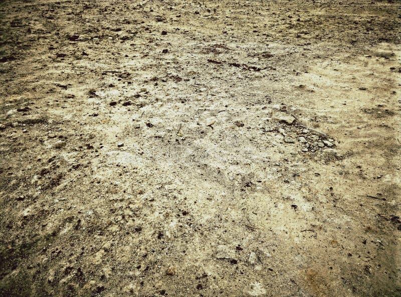 La terre nue pour la construction image stock